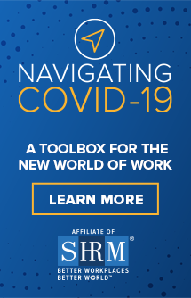 SHRM COVID 19 RESOURCES